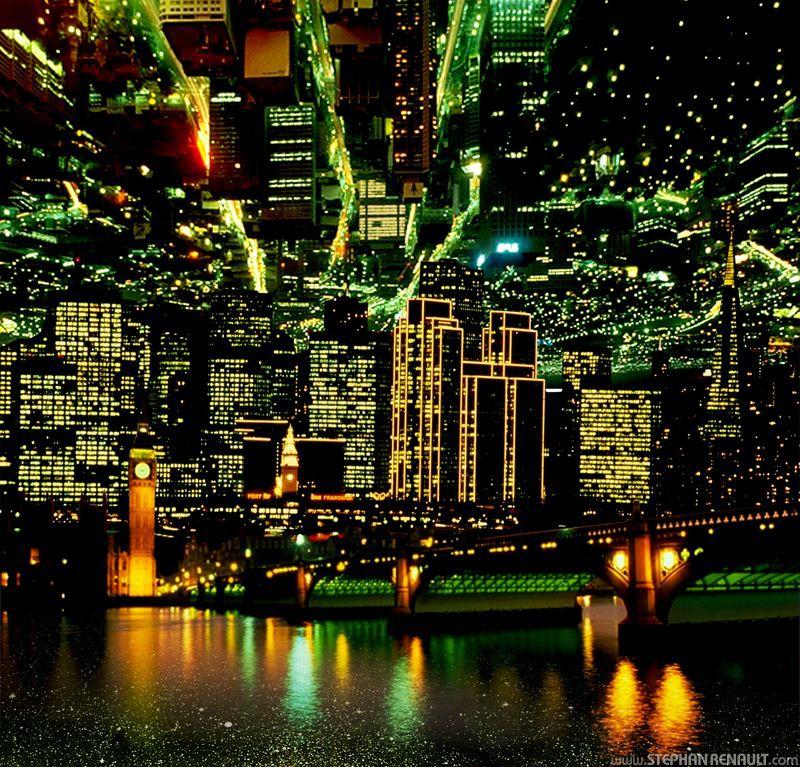 Night Light - Stephan Renault