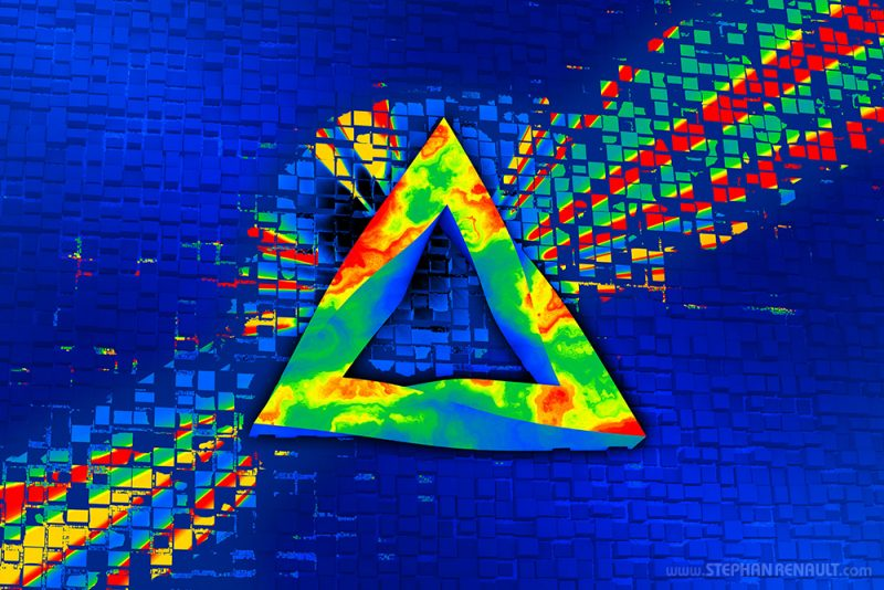 Metaphysical Triangle Galactic - Stephan Renault